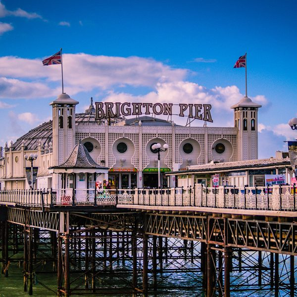 Popular Student Attraction - Brighton Pier